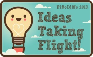 ideas taking flight